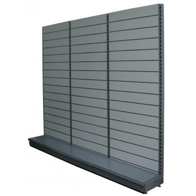 Komplett panelvägg