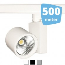 30W LED Spot INKL.RAILS