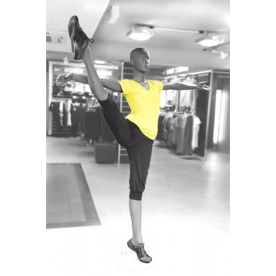Gymnastisk dans